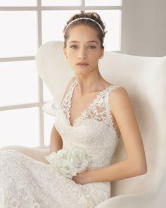 c7562fa91 New White Ivory Lace Wedding Dress Custom Size 4 6 8 10 12 14 16 18 20 22  2014