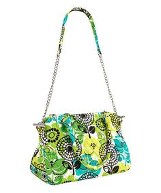3757fca36d7d Vera Bradley Lime s Up Chain Bag