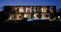 Hervorragende moderne Architektur – Küstenhaus in Südafrika