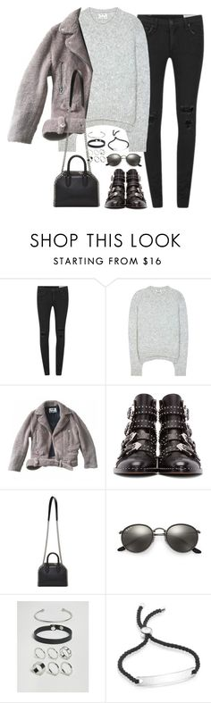 """""""Sem título #4957"""" by fashionnfacts ❤ liked on Polyvore featuring rag & bone, Acne Studios, Givenchy, STELLA McCARTNEY, Ray-Ban, ASOS and Monica Vinader"""