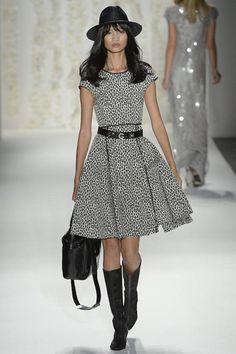 Rachel Zoe Spring 2013 // My kind of dress