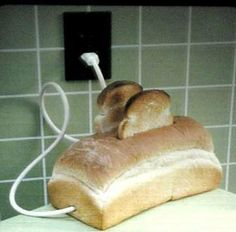 So funny. I'm hoping our toaster over breaks soon so I can convince my roommate that we should buy one.