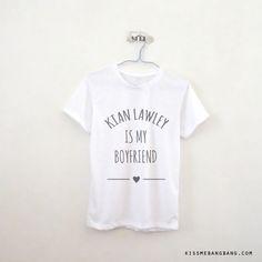 Kian Lawley is My Boyfriend T-shirt