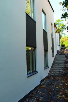 #lakkakivitalot #kivitalo #house #talo #architecture  #rakentajat2020 #rakentajat2021 Stairs, Architecture, House, Home Decor, Stairways, Stairway, Haus, Interior Design, Home Interiors