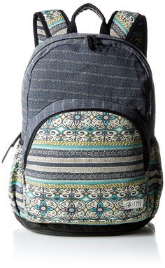b036a25ee66 Volcom Womens Fieldtrip Canvas Backpacks Dark Navy One Size  gt  gt  gt   Click