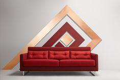 Диван из коллекции Missana от испанской студии Masquespacio  #Furniture  #Sofa