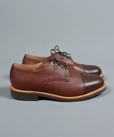 Oliver Spencer Footwear | Derby Shoe