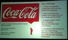 Here's what @cocacola learned about engaging better with fans on Facebook... Photo by @40deuce