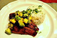 Dinner Bells: Blackened Mahi Mahi