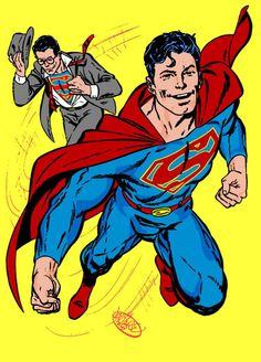 Superman by John Byrne by Jasontodd1fan on DeviantArt
