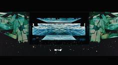 Image result for kanye west stage design
