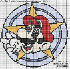 CHARMS AT CROSS POINT: Super Mario