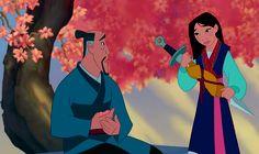 MULAN - © Disney  #Mulan