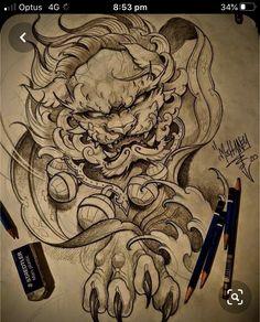 Japanese Tattoo Symbols, Japanese Dragon Tattoos, Japanese Tattoo Art, Japanese Tattoo Designs, Japanese Sleeve Tattoos, Maori Tattoos, Irezumi Tattoos, Dog Tattoos, Body Art Tattoos
