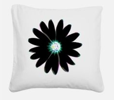 Shop Black Flower Square Canvas Pillow designed by BrightVibesDesign. Lots of different size and color combinations to choose from. Square Canvas, Colorful Pillows, Pillow Design, Color Combinations, Abstract, Flowers, Black, Color Combinations Outfits, Black People