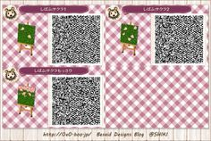 Besaid Designs Blog | [Maideza] Sakura petals on grass tiles Can also be used with Sakura cobblestone path or just the sm. and big square Sakura tiles :) Besaid Designs Blog- http://0e0.boo.jp/