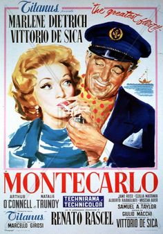 Montecarlo, diretto da Samu Taylor e Giulio Macchi (supervisione artistica alla regia di Vittorio De Sica), 1956