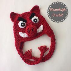 Watch This Video Incredible Crochet a Bear Ideas. Cutest Crochet a Bear Ideas. Crochet Bear Hat, Crochet Kids Hats, Cute Crochet, Irish Crochet, Crochet Dolls, Crochet Flower, Crochet Patterns, Hat Patterns, Crochet Afghans