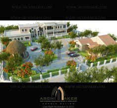 مبنى أدارى من تصاميمنا فى المملكة العربية السعودية يسعدنا التواصل معكم والرد على أى من إستفسارتكم على 00201062709084 00966541391436 info@archimaker.com www.archimaker.com