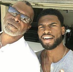 Gorgeous Black Men, Cute Black Guys, Handsome Black Men, Black Boys, Beautiful Boys, Cute Guys, Black Man, Broderick Hunter, Boys Don't Cry