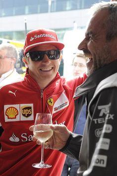 #Kimi #SilverstoneGP