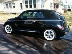 rat rod pt cruiser | Re: White walls with custom rims