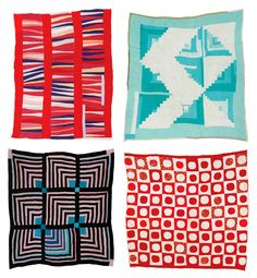 Gee's Bend quilt collective. The top two are especially nice.