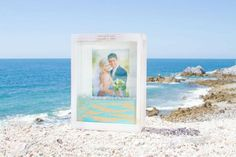 White Wash Forever Frame via Forever Frame ~ Sand Unity Ceremony Vessel. Click on the image to see more!