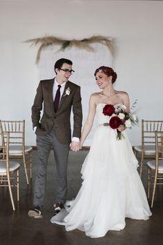 indie wedding looks