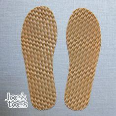 U. S. tamaños goma suelas suelas de sandalias suelas de