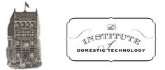 Gift Guide 2013: Classes from the Institute of Domestic Technology – Cheesemaking, Cocktails, Preserving and more! | My Word with Douglas E. Welch