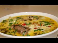 Reteta Ciorba de miel - Adygio Kitchen - YouTube
