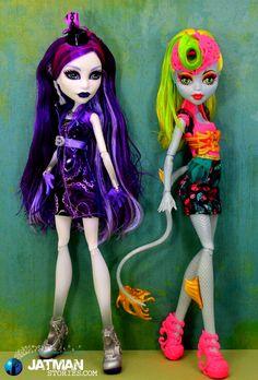 Monster High Ladies by JATMANStories.com
