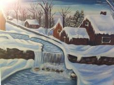medium -- - Peinture - Céline Grandmaison
