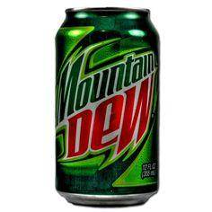 Mountain Dew.  Love it. Wish it would sell in Brazil again... Hey, Pepsico!!