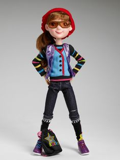 LittleMissMatched™ - Rock 'N' Roll Girl | Tonner Doll Company