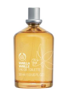 Vanilla Fragrance - The Body Shop