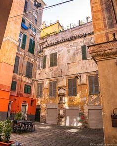 Piazza Valoria: la piazza dei campanari - Foto Vagabonde
