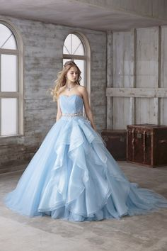 Pretty Quinceanera Dresses, Cute Prom Dresses, Disney Dresses, Colored Wedding Dresses, Ball Dresses, Elegant Dresses, Pretty Dresses, Wedding Gowns, Fantasy Gowns