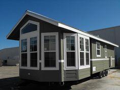 Imperial Series Park Model Homes