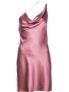 7165b2fc0 Malin Akerman Just Got Married in the Prettiest Pink Slip Dress
