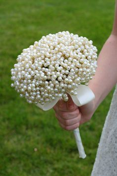 SALEWedding Flowers Bridal Bouquet of Vintage by hawthornehill