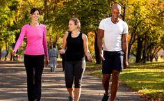 7 truques para emagrecer. Fazer caminhada é muito bom, mas é preciso ter em conta uma série de regras básicas.