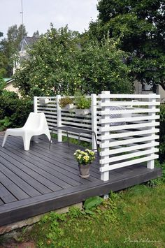 Pergola Ideas Covered Front Porches - Pergola Bois Rideaux - Deck Pergola Ideas Landscaping - Pergola Inspiration Backyards - Pergola Ideas Patio How To Build Fence Design, Patio Design, Garden Design, Backyard Pergola, Backyard Landscaping, Small Pergola, Pergola Plans, Small Patio, Back Gardens