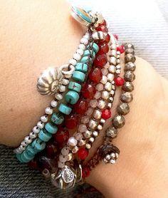 Stack Bracelets By BijouaLaCarte