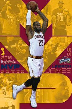 The 2016 NBA Finals #LeBron James