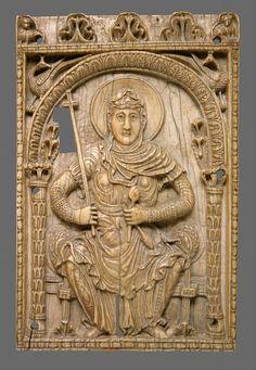 Carolingian, The Cloisters, Medieval Art, Romanesque, Virgin Mary, Byzantine, Metropolitan Museum, Art History, Lion Sculpture