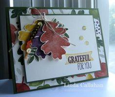 Stampin' Seasons: Fall Foliage......PPA220