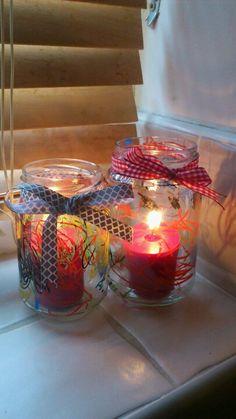 Decorating Jelly Jars Decorated Jam Jars  Diy  Pinterest