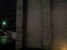 polished concrete columns rikkyo university